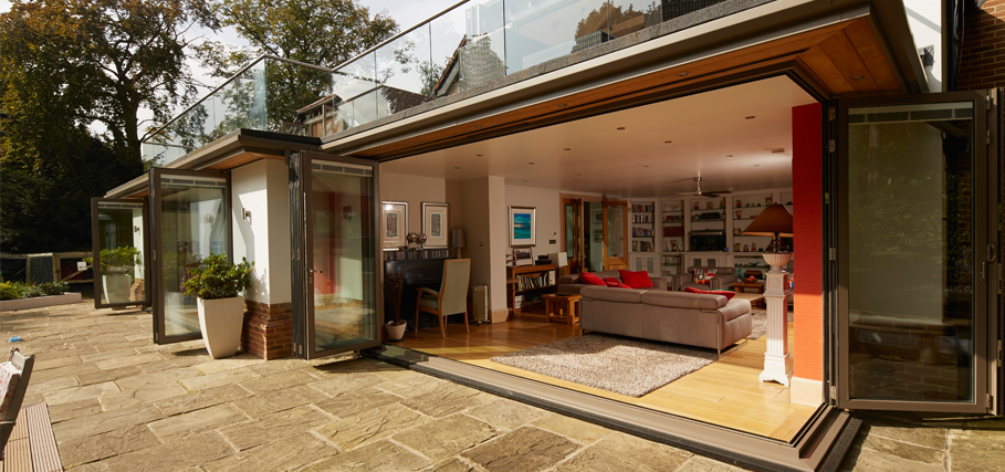 Bi-fold Doors, Sliding Doors or French Doors: Which option is best ...