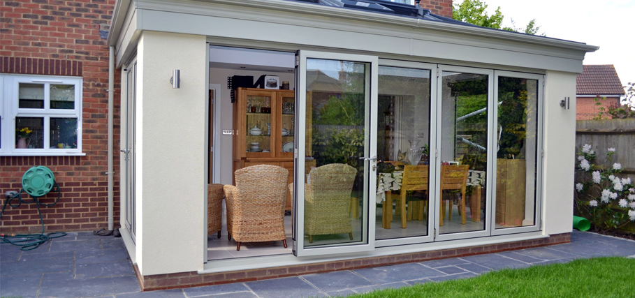 Designing A Home Extension With Bi Fold Doors