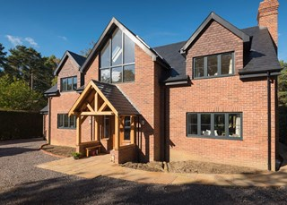 Modern Meets Traditional with Bespoke Origin Doors and Windows