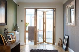 Internal Bi-fold Doors for a stylish doorway