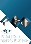 Bi-fold door specification