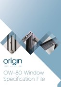 OW-80 window specification