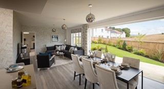 Origin – the perfect choice for a range of high-spec developments by Cala Homes
