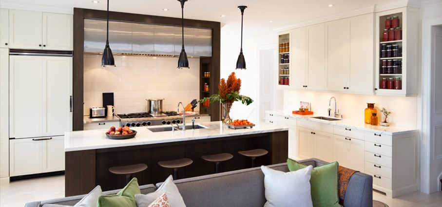 17 kitchen design tips from sarah beeny kelly hoppen charlie luxton and laurence llewelyn bowen. Black Bedroom Furniture Sets. Home Design Ideas