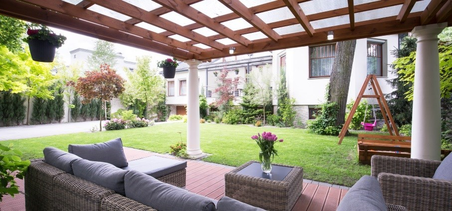 13 tips and ideas for beautiful patio coverings from origin - Beautiful Patio Ideas