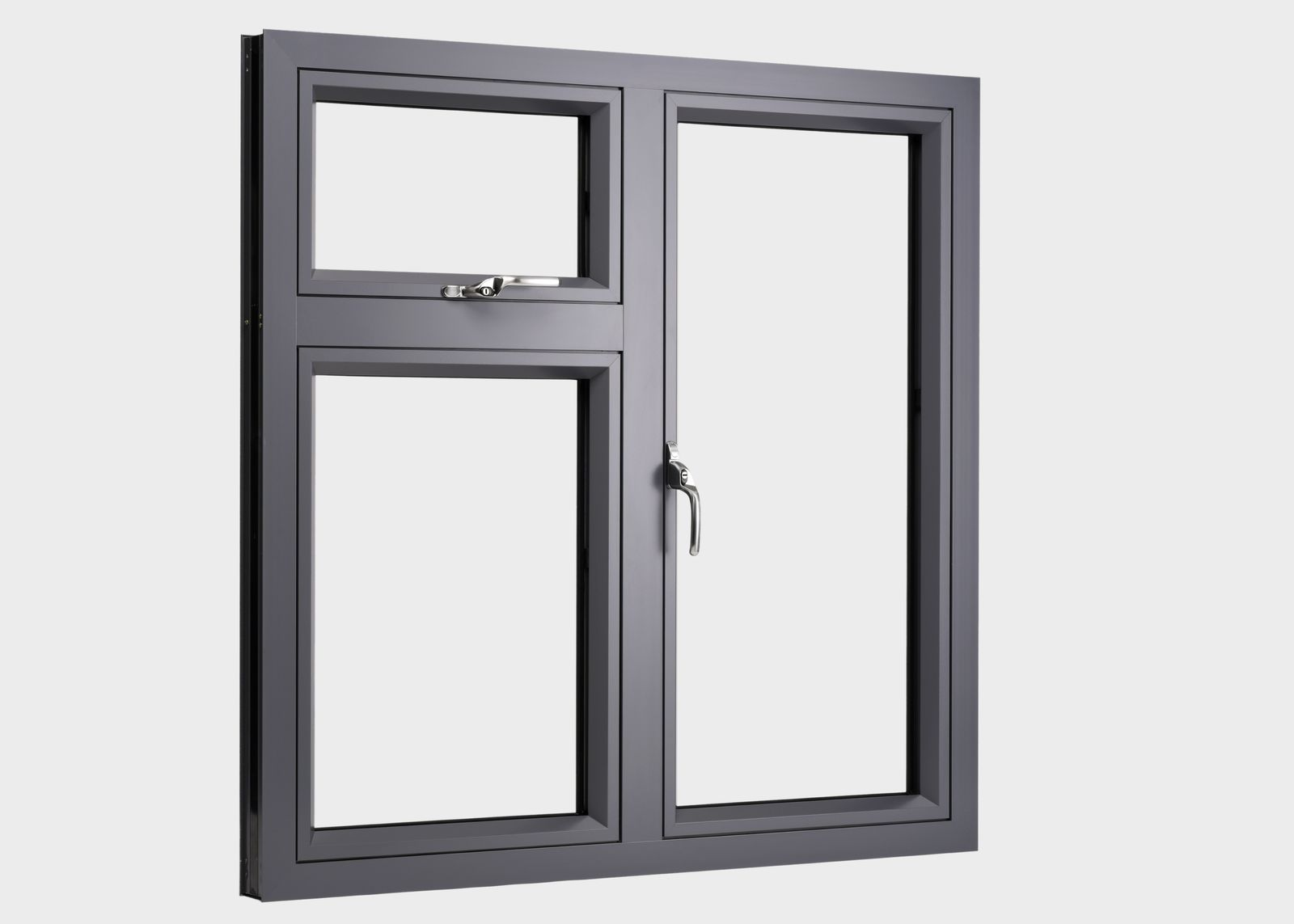 ... Will Have What Is Known As A U0027dummy Sashu0027 To Match The Appearance Of A  Casement Window That Does Open. This Is What A Casement Window Looks Like: