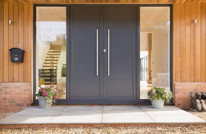 . Open a New Door to a New Year   Origin Front Door