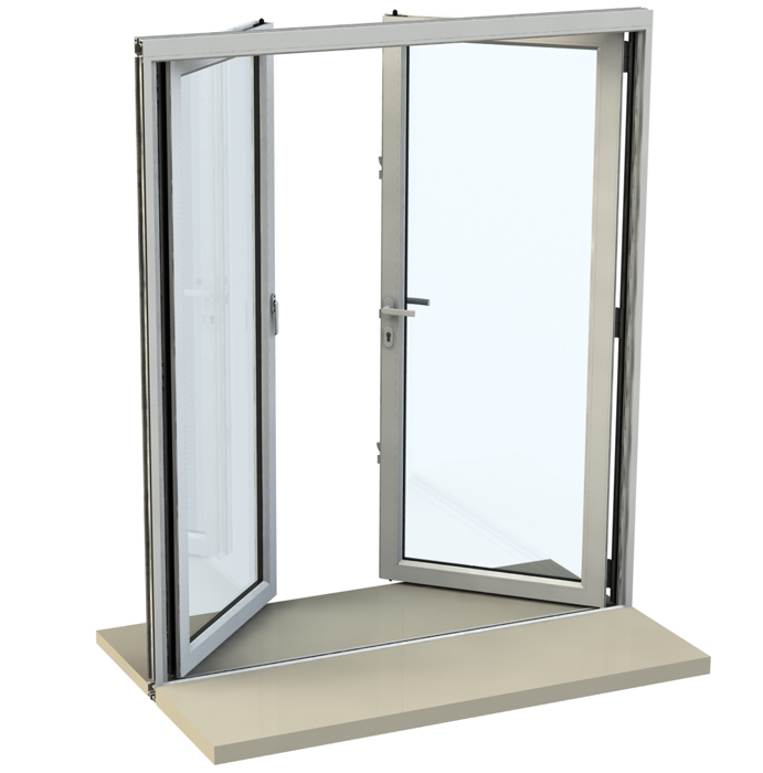 French doors open out french doors by origin for French doors that open out