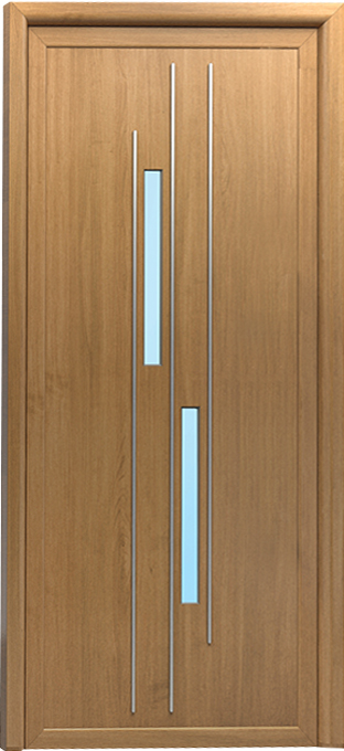 Origin Front Doors For Added Security
