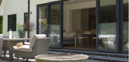 Sliding vs Bi-folding Doors