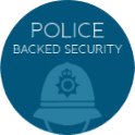Police backed security