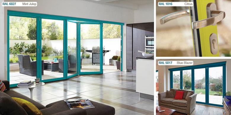 Aluminium Bi Fold Doors From Origin Global 20 Year Guarantee