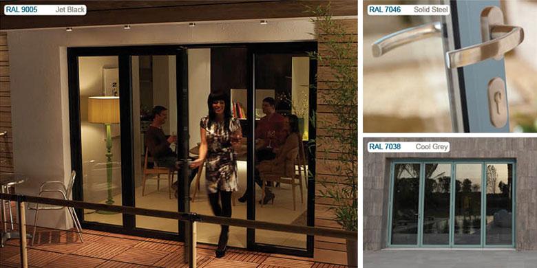 Bespoke Bi Fold Doors From Origin Global 20 Year Guarantee