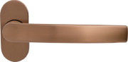 Rose Gold Soft-touch lever handle