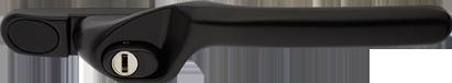 Jet Black handle